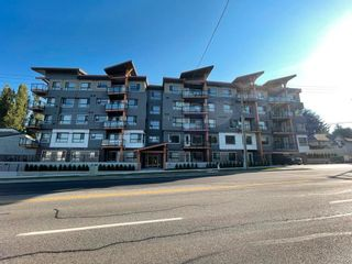 """Main Photo: 207 33568 GEORGE FERGUSON Way in Abbotsford: Central Abbotsford Condo for sale in """"EDGE"""" : MLS®# R2616309"""