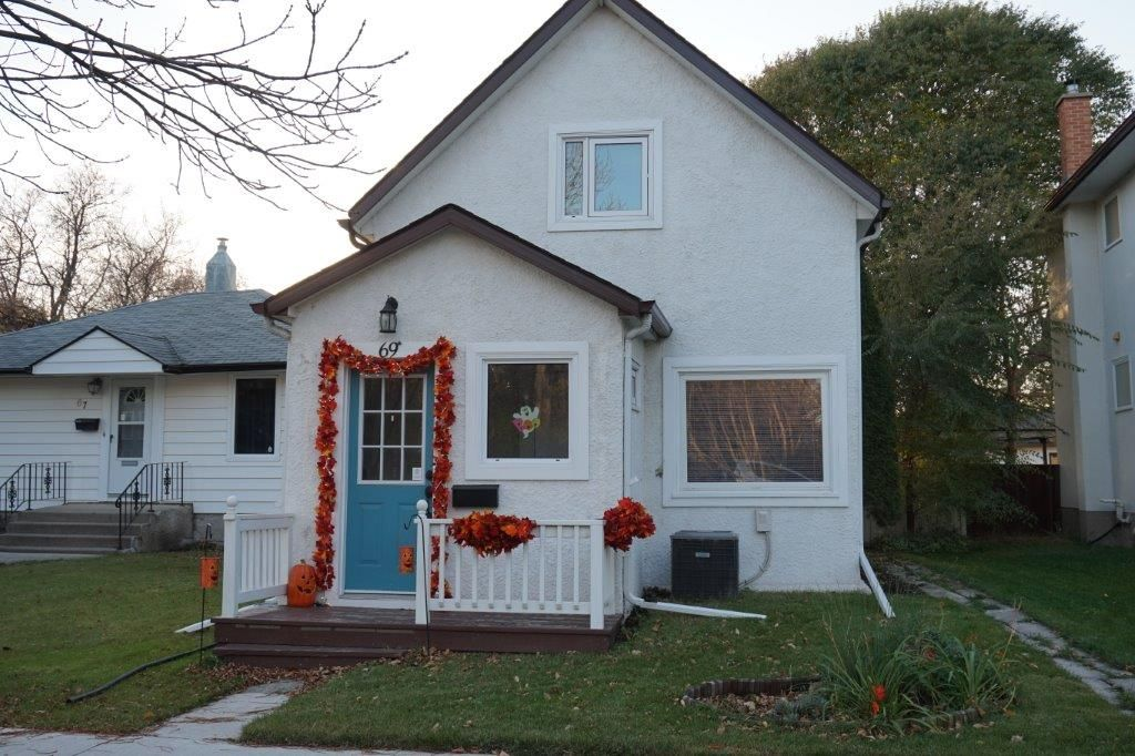 Main Photo: SOLD in : Norwood Single Family Detached for sale : MLS®# 1528219