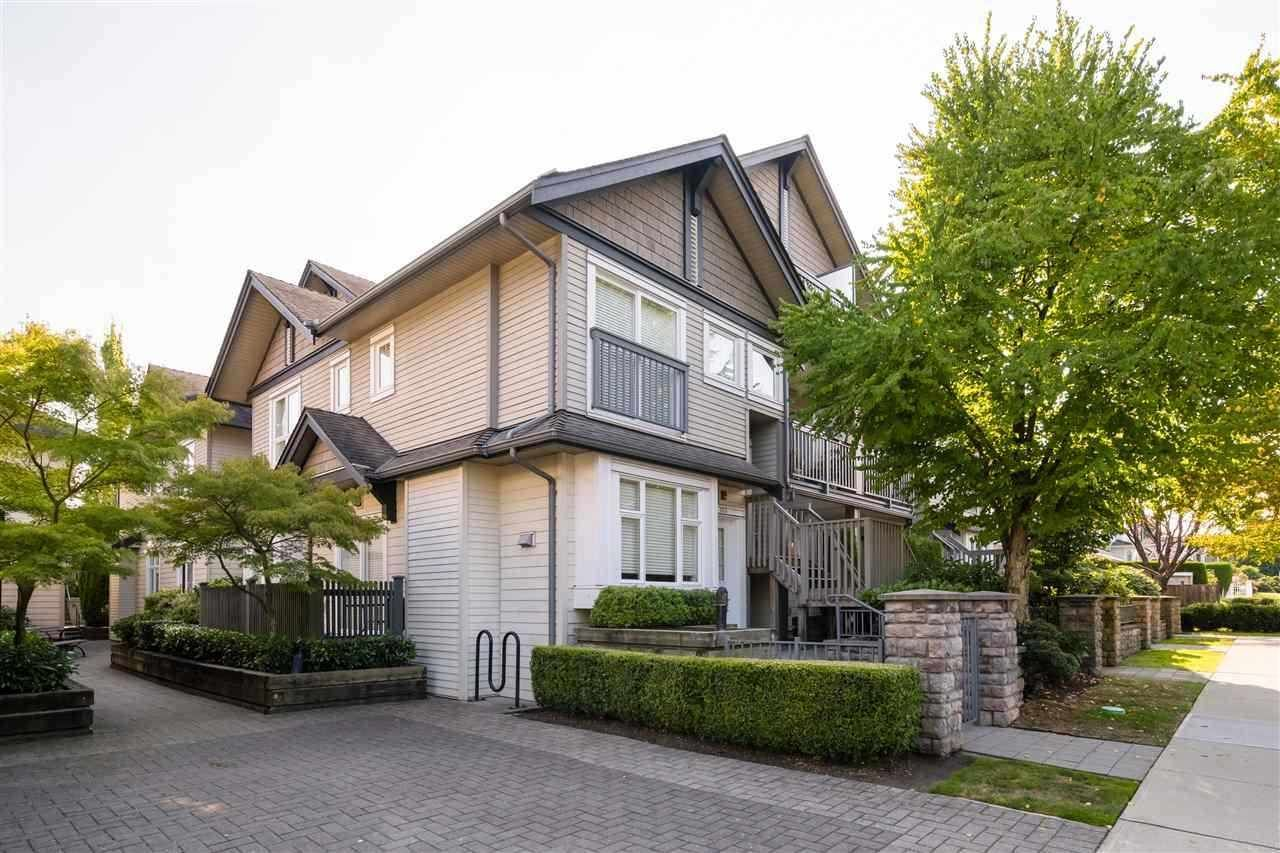 Main Photo: 107 4438 ALBERT STREET in Burnaby: Vancouver Heights Townhouse for sale (Burnaby North)  : MLS®# R2576268