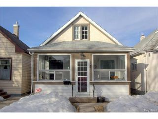 Photo 1: 627 Cathedral Avenue in Winnipeg: Sinclair Park Residential for sale (4C)  : MLS®# 1706056