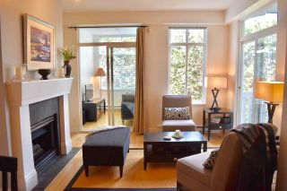 """Photo 5: 210 1675 W 10TH Avenue in Vancouver: Fairview VW Condo for sale in """"Norfolk House by Polygon"""" (Vancouver West)  : MLS®# R2173409"""