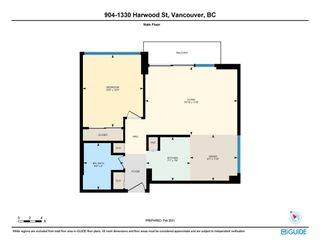 "Photo 24: 904 1330 HARWOOD Street in Vancouver: Downtown VW Condo for sale in ""WESTSEA TOWER"" (Vancouver West)  : MLS®# R2539264"