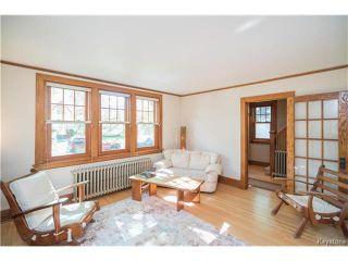 Photo 3: 476 Dominion Street in Winnipeg: Wolseley Residential for sale (5B)  : MLS®# 1713523