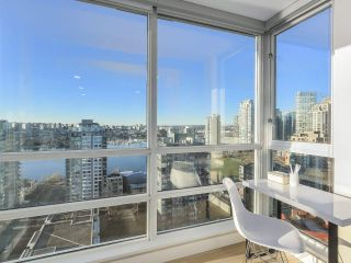 "Photo 8: 2606 1201 MARINASIDE Crescent in Vancouver: Yaletown Condo for sale in ""THE PENINSULA"" (Vancouver West)  : MLS®# R2363085"