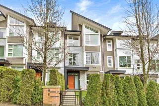"Main Photo: 13 1299 COAST MERIDIAN Road in Coquitlam: Burke Mountain Townhouse for sale in ""BREEZE RESIDENCE"" : MLS®# R2549138"