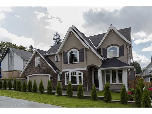 Main Photo: 720 COMO LAKE Avenue in Coquitlam: Coquitlam West House for sale : MLS®# V1072916