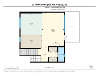 Photo 43: 22 Nolan Hill Heights NW in Calgary: Nolan Hill Row/Townhouse for sale : MLS®# A1101368