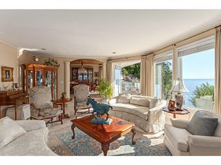 Photo 8: 5360 Seaside Pl in West Vancouver: Caulfeild House for sale : MLS®# V1124308