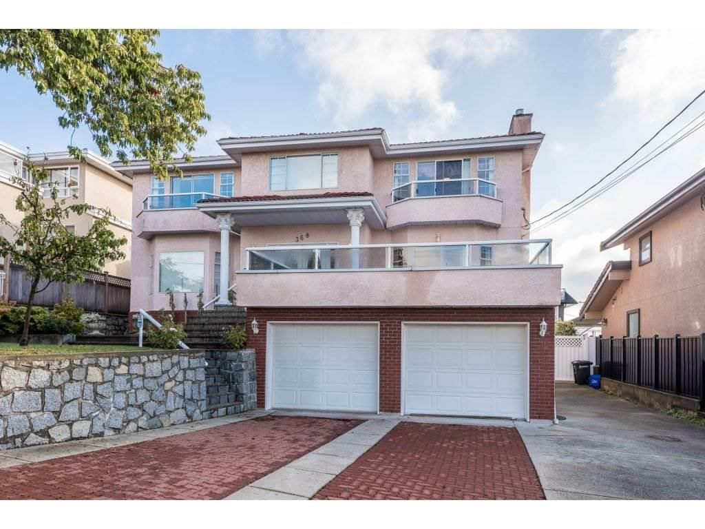 Main Photo: 368 HYTHE AVENUE in : Capitol Hill BN House for sale : MLS®# R2226832