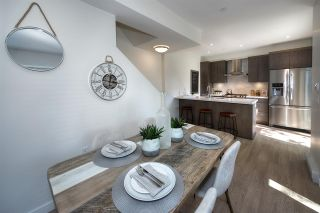 """Photo 10: 2293 E 37 Avenue in Vancouver: Victoria VE Townhouse for sale in """"GEORGE"""" (Vancouver East)  : MLS®# R2210885"""