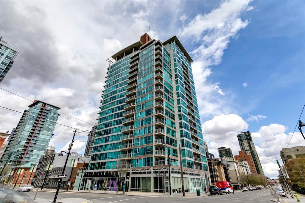 Main Photo: 204 188 15 Avenue SW in Calgary: Beltline Apartment for sale : MLS®# A1109712