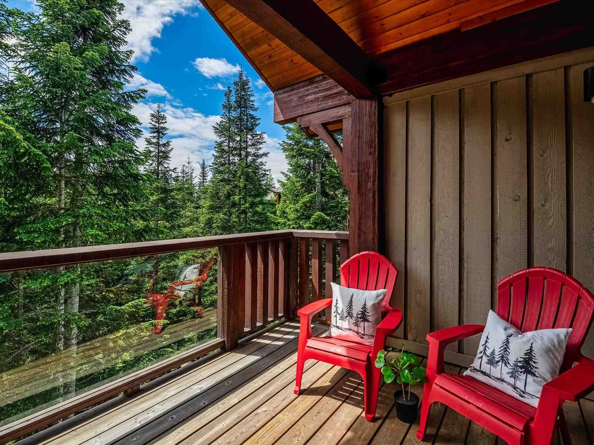 Photo 18: Photos: 4 2500 TALUSWOOD PLACE in Whistler: Nordic Townhouse for sale : MLS®# R2593995