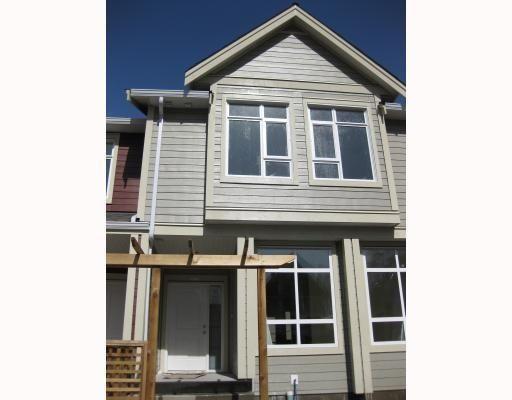 Main Photo: 1017 EAST 20TH AV in Vancouver: Condo for sale : MLS®# V757879