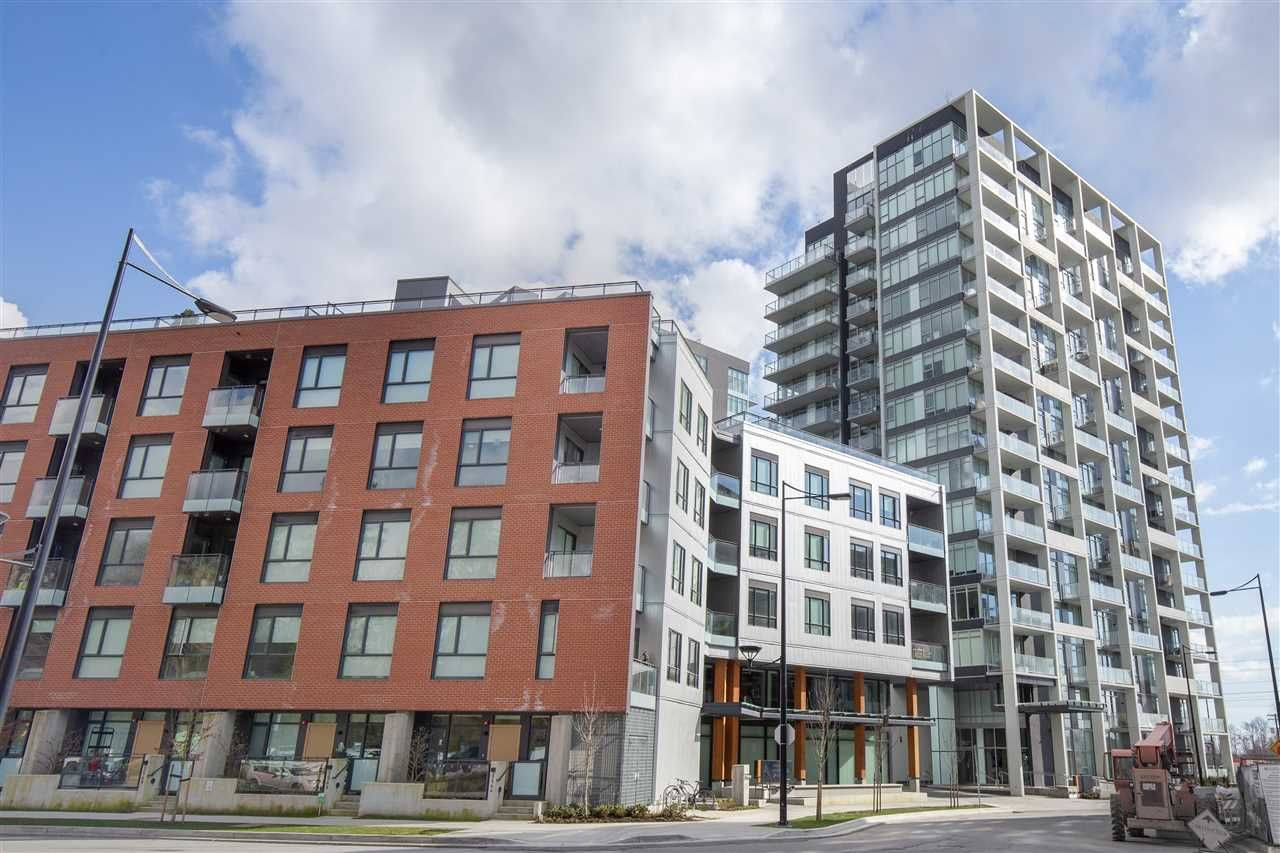 """Main Photo: 1408 8570 RIVERGRASS Drive in Vancouver: South Marine Condo for sale in """"AVALON 2"""" (Vancouver East)  : MLS®# R2551991"""