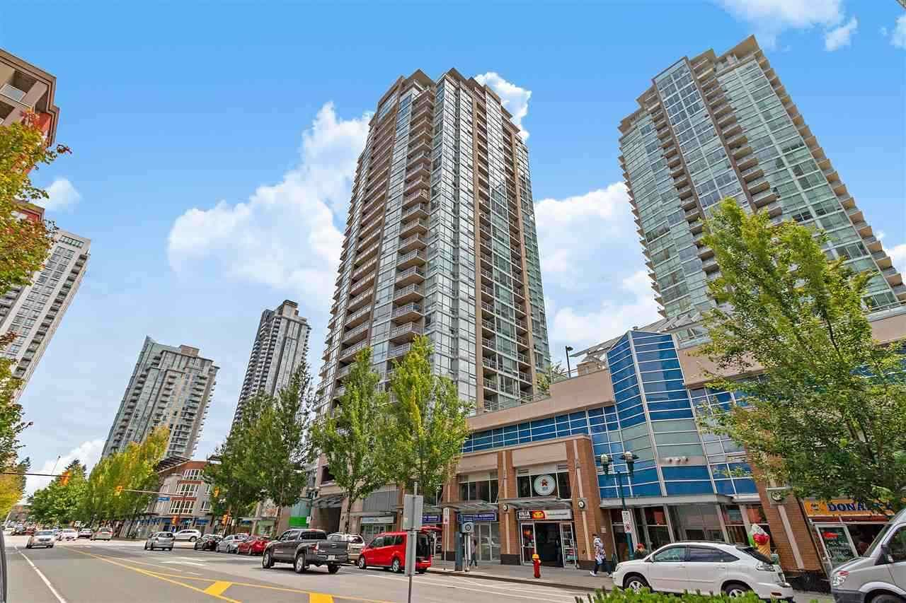 Main Photo: 603 2978 GLEN Drive in Coquitlam: North Coquitlam Condo for sale : MLS®# R2535383