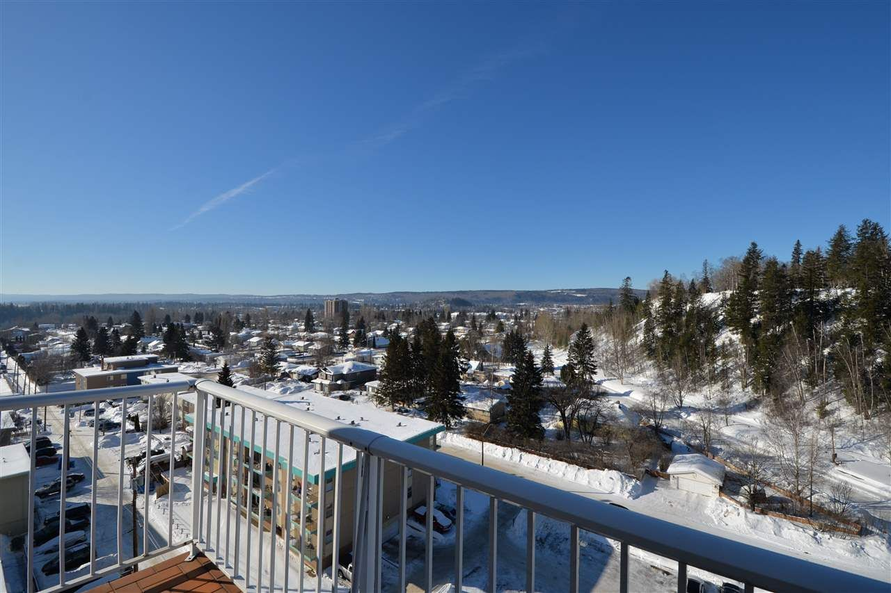 """Photo 7: Photos: 1208 1501 QUEENSWAY Street in Prince George: Connaught Condo for sale in """"CONNAUGHT HILL RESIDENCES"""" (PG City Central (Zone 72))  : MLS®# R2529872"""