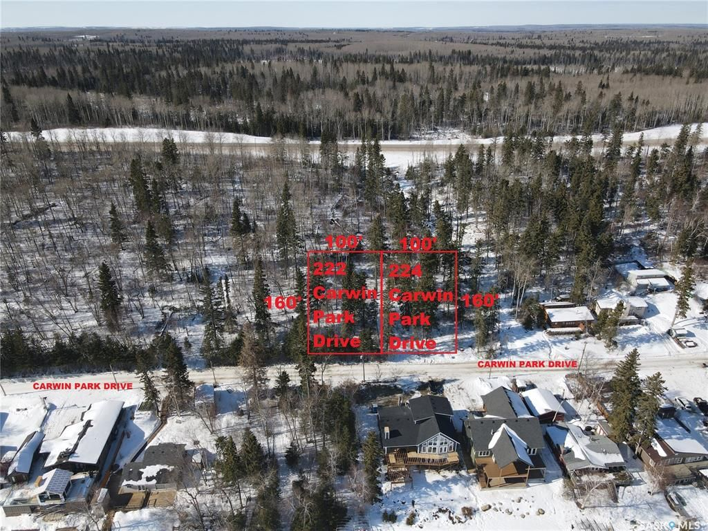 Main Photo: 222 Carwin Park Drive in Emma Lake: Lot/Land for sale : MLS®# SK845605