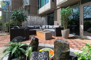 """Photo 4: 106 1338 HOMER Street in Vancouver: Yaletown Condo for sale in """"GOVERNOR'S VILLA"""" (Vancouver West)  : MLS®# V1065640"""