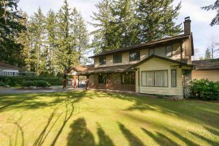 Photo 2: 2222 173 Street in Surrey: Pacific Douglas House for sale (South Surrey White Rock)  : MLS®# R2246165