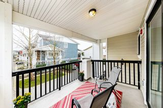 "Photo 5: 160 1132 EWEN Avenue in New Westminster: Queensborough Townhouse for sale in ""Queensborough"" : MLS®# R2552137"