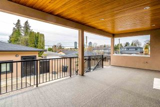 Photo 33: 5322 PARKER Street in Burnaby: Parkcrest House for sale (Burnaby North)  : MLS®# R2546857