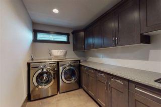 Photo 28: 3706 WESTCLIFF Way in Edmonton: Zone 56 House for sale : MLS®# E4225689