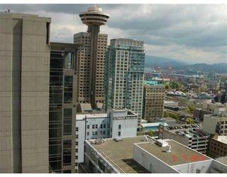 Photo 1: # 2208 610 GRANVILLE ST in Vancouver: Condo for sale : MLS®# V828403