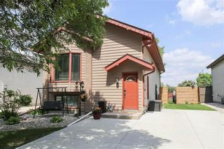 Photo 1: 130 Sauve Crescent in Winnipeg: River Park South Residential for sale (2F)  : MLS®# 202013743