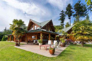 Photo 1: 2203 PIXTON Road: Roberts Creek House for sale (Sunshine Coast)  : MLS®# R2588736