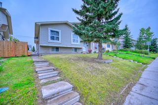 Main Photo: 73 Castlebrook Way NE in Calgary: Castleridge Semi Detached for sale : MLS®# A1141383