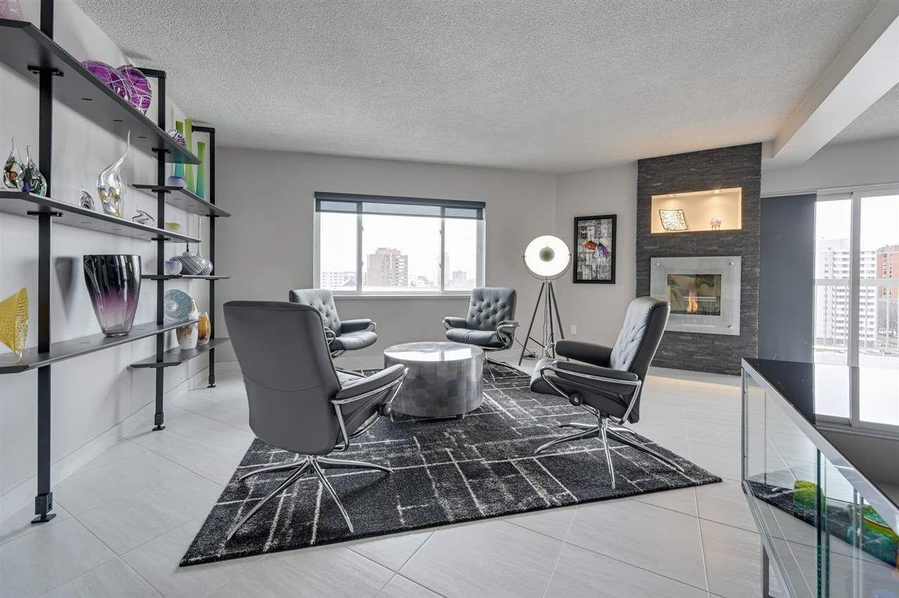 Main Photo: 1103 10130 114 Street in Edmonton: Zone 12 Condo for sale : MLS®# E4245704