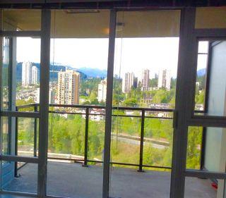 Photo 15: 1905 555 DELESTRE Avenue in Coquitlam: Coquitlam West Condo for sale : MLS®# R2203305
