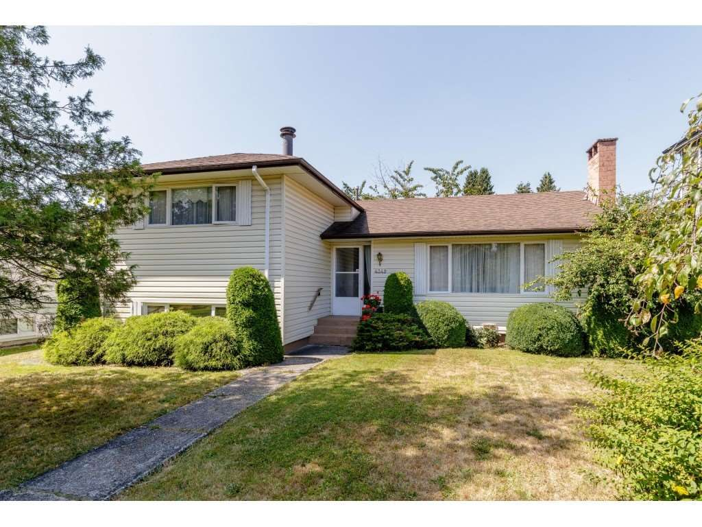 Main Photo: 4349 BARKER Avenue in Burnaby: Burnaby Hospital House for sale (Burnaby South)  : MLS®# R2394609