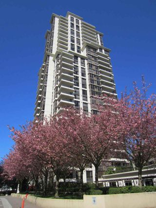"""Photo 2: 1007 2088 MADISON Avenue in Burnaby: Brentwood Park Condo for sale in """"Fresco - Renaissance Towers"""" (Burnaby North)  : MLS®# R2568847"""