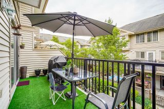 """Photo 22: 16 5388 201A Street in Langley: Langley City Townhouse for sale in """"THE COURTYARD"""" : MLS®# R2594705"""