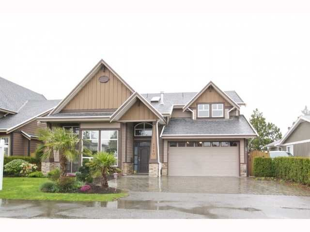 Main Photo: 4240 Arthur Drive in Ladner: Delta Manor House for sale : MLS®# V818079