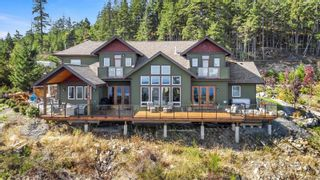 Photo 2: 4335 Goldstream Heights Dr in Shawnigan Lake: ML Shawnigan House for sale (Malahat & Area)  : MLS®# 887661