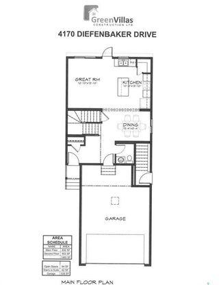 Photo 2: 4170 Diefenbaker Drive in Saskatoon: Kensington Residential for sale : MLS®# SK839944