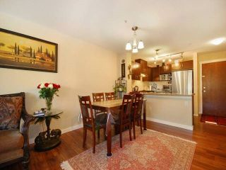 """Photo 7: 418 3110 DAYANEE SPRINGS BL in Coquitlam: Westwood Plateau Condo for sale in """"LEDGEVIEW"""" : MLS®# R2118967"""