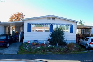 Photo 1: 34 1393 Craigflower Rd in VICTORIA: VR Glentana Manufactured Home for sale (View Royal)  : MLS®# 773543