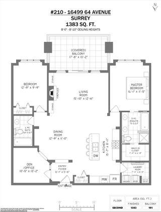 Photo 25: 210 16499 64 Avenue in Surrey: Cloverdale BC Condo for sale (Cloverdale)  : MLS®# R2610364
