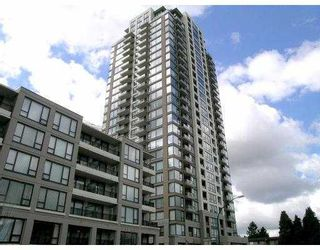 """Photo 1: 2307 7108 COLLIER Street in Burnaby: Highgate Condo for sale in """"ARCADIA WEST"""" (Burnaby South)  : MLS®# V750594"""