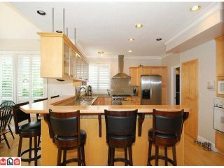 """Photo 2: 10556 SUMAC Place in Surrey: Fraser Heights House for sale in """"Glenwood Estates"""" (North Surrey)  : MLS®# F1012253"""