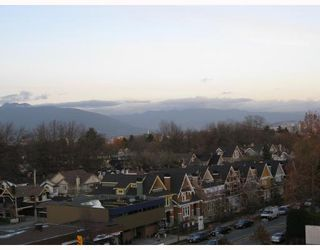 """Photo 7: 608 3228 TUPPER Street in Vancouver: Cambie Condo for sale in """"THE OLIVE"""" (Vancouver West)  : MLS®# V778026"""