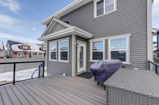 Photo 30: 4314 VETERANS Way in Edmonton: Griesbach House for sale