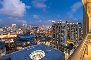 Photo 7: Condo for sale : 1 bedrooms : 700 Front St #1508 in San Diego