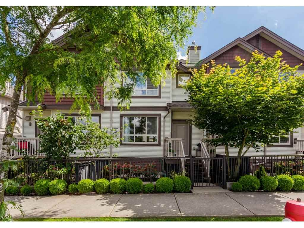 """Main Photo: 8 19560 68TH Avenue in Surrey: Clayton Townhouse for sale in """"SOLANA"""" (Cloverdale)  : MLS®# R2179592"""