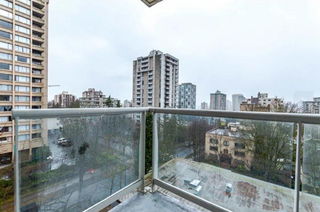 Photo 10: 707 1277 Nelson Street in Vancouver: West End VW Condo for sale (Vancouver West)  : MLS®# R2140105
