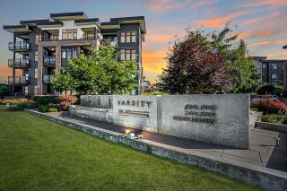 """Photo 1: 105 20062 FRASER Highway in Langley: Langley City Condo for sale in """"Varsity"""" : MLS®# R2599620"""