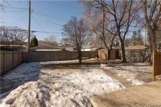 Photo 18: 148 Vryenhoek Crescent in Winnipeg: North Kildonan Residential for sale (3F)  : MLS®# 1807282